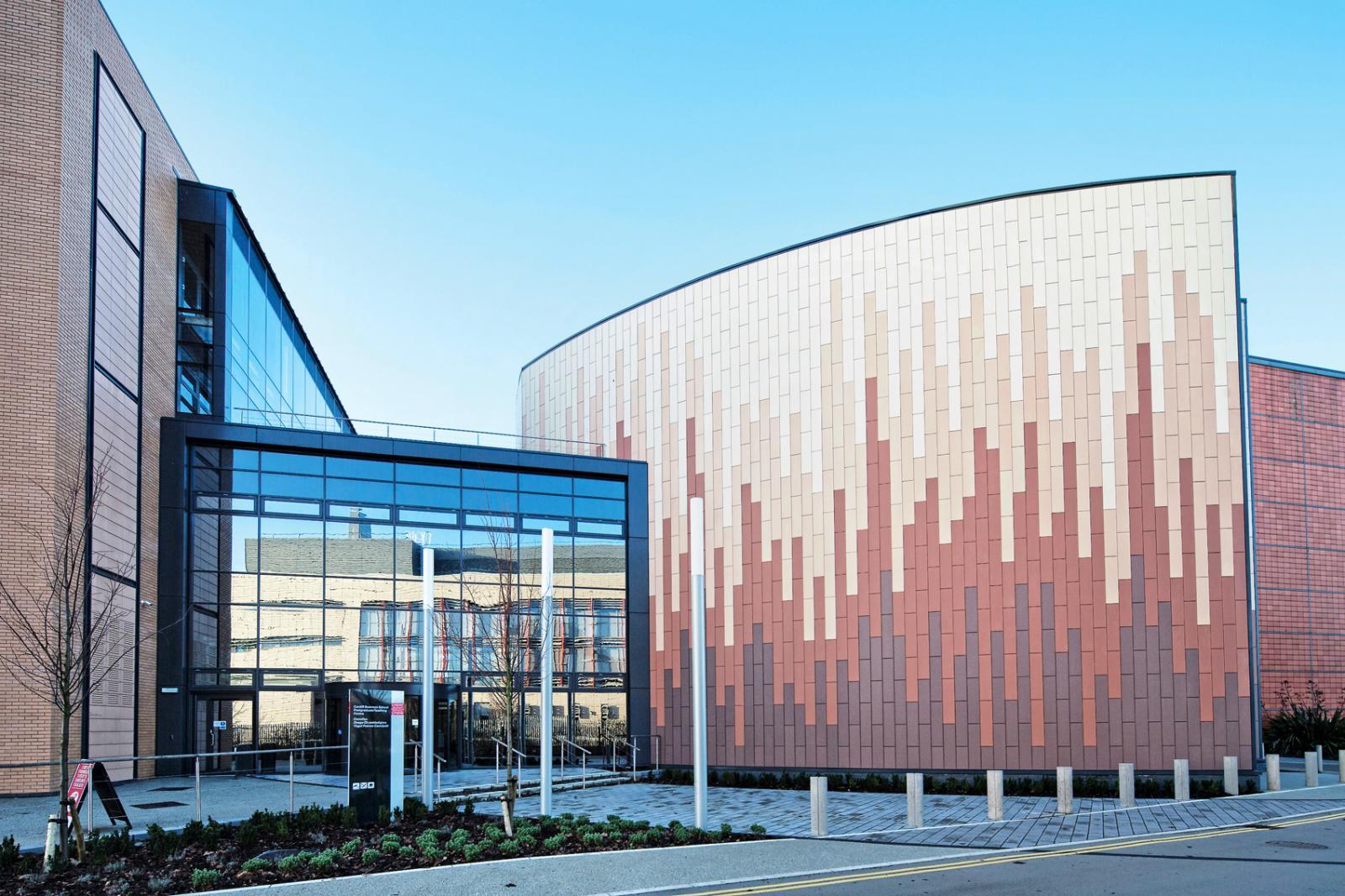 Cardiff Business School Main