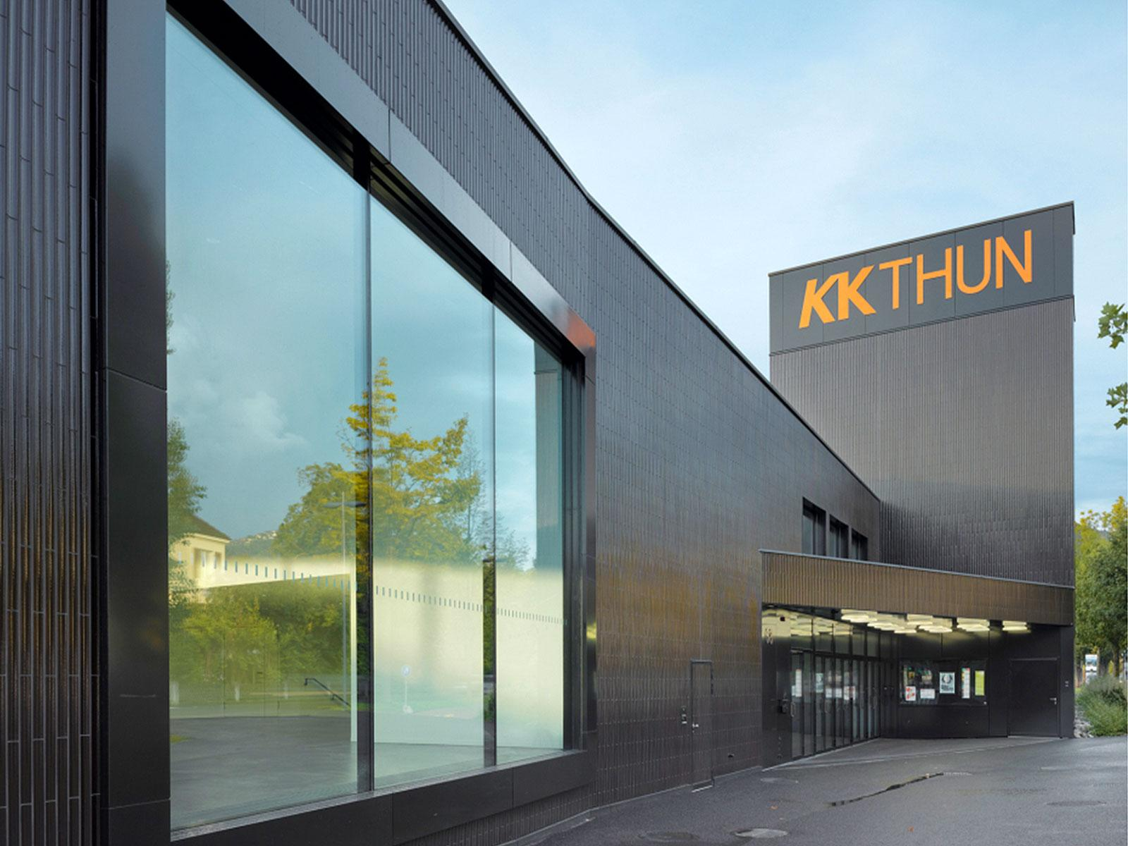 fachada Kkthun Culture And Congress Centre