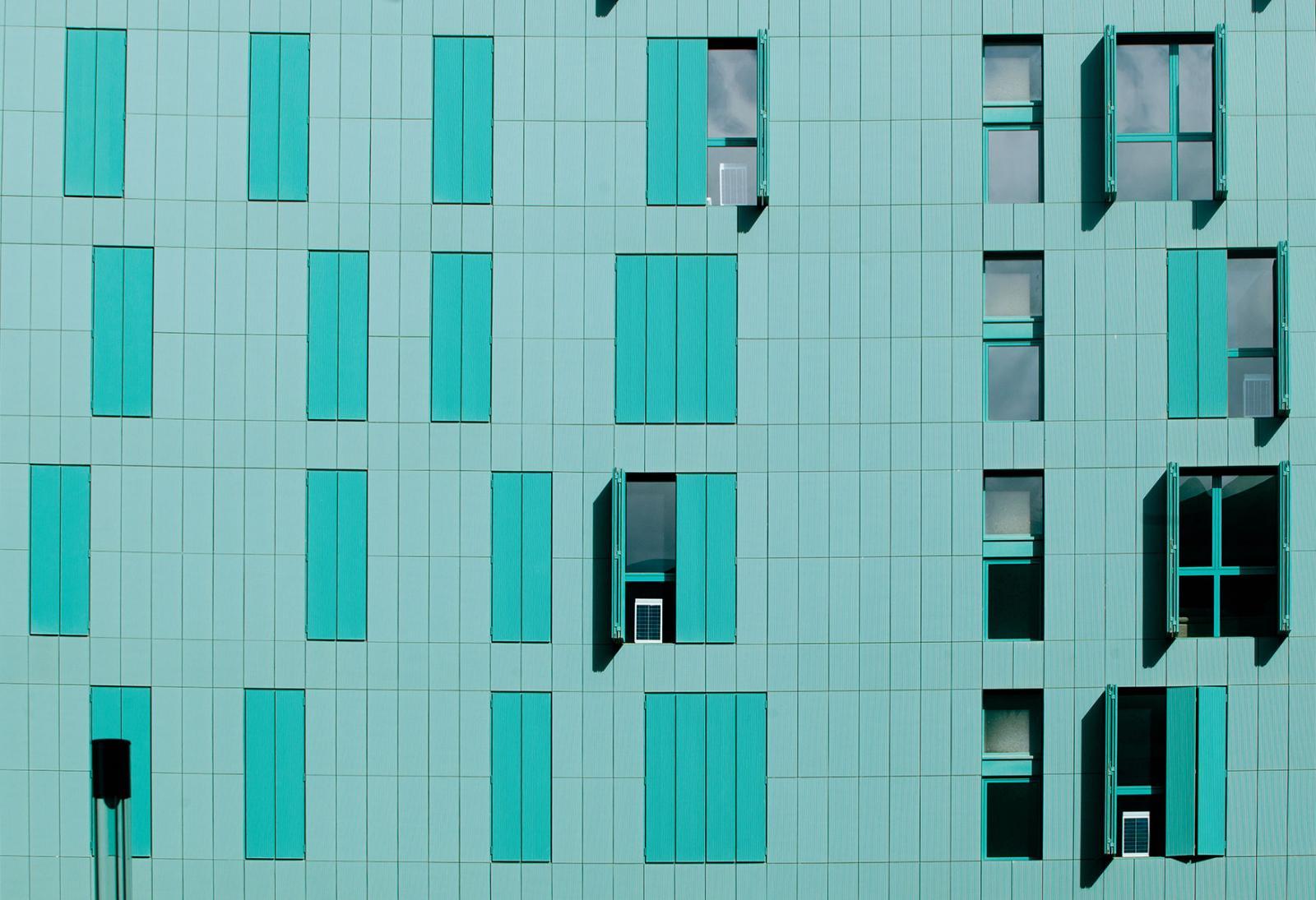 detalle fachadas ventanas DolceStone Toyo Ito