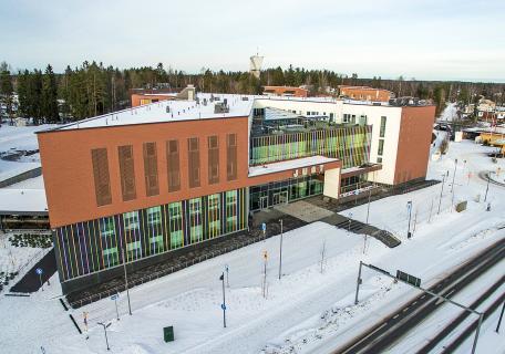 Just Järvenpään Sairaala