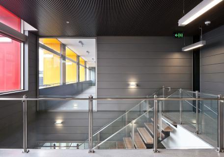 fachada interior Silver Top Taxi's Melbourne