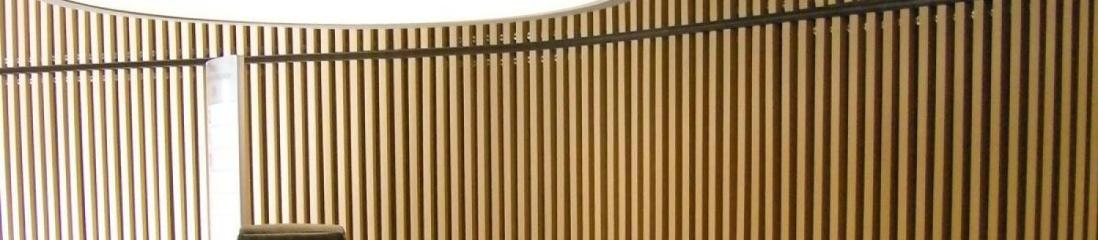 fachadas baguettes marrones