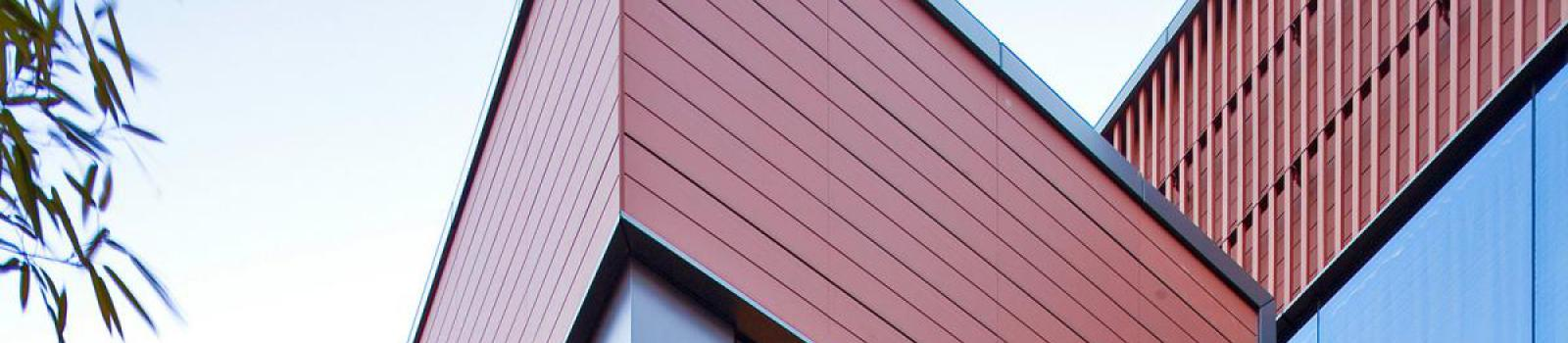 sustainable cladding facades