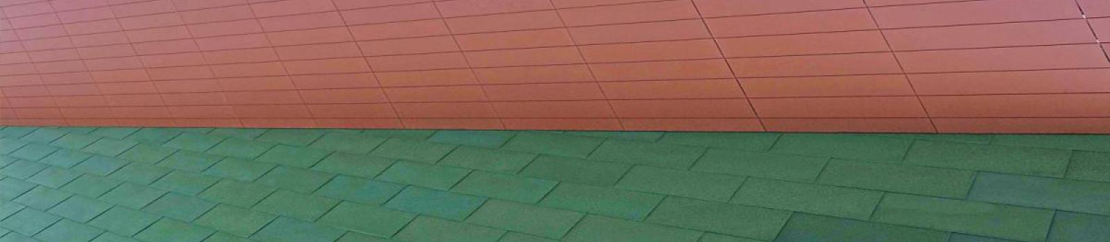 tipos de piezas en fachadas