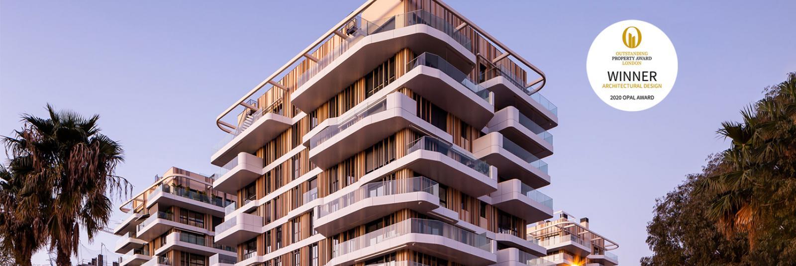 Mejor proyecto de Diseño Arquitectónico 2020